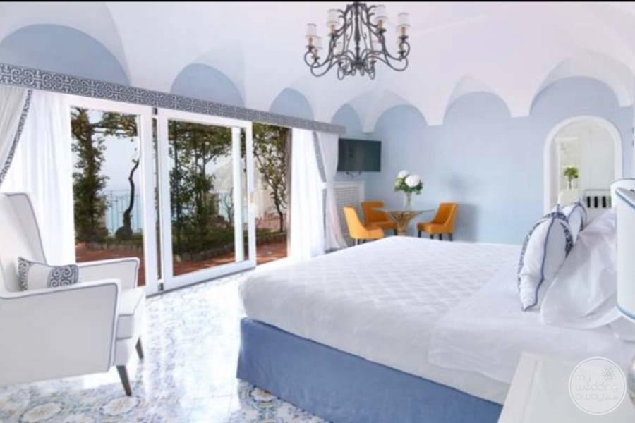 Hotel Marincanto Positano Room with Terrace