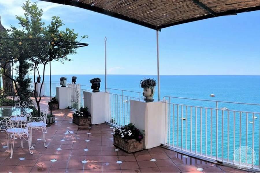 Hotel Marincanto Positano Terrace View