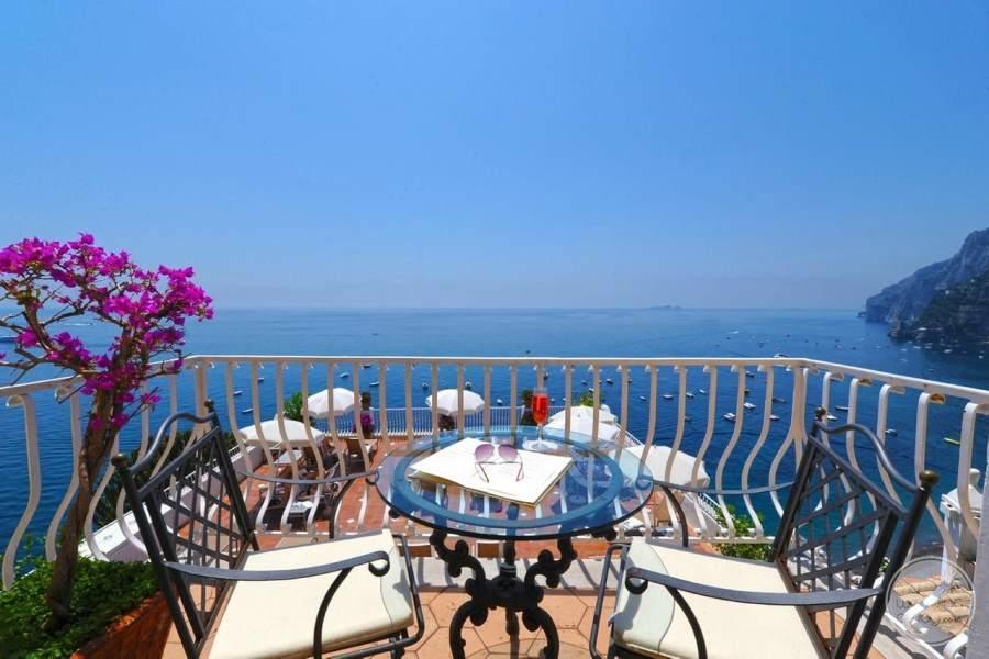 Hotel Marincanto Positano Terrace