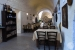 Masseria-L'Antico-Frantoio-Hotel- dining-area-with table-set-up