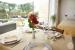 Masseria-L'Antico-Frantoio-Hotel-restaurant-breakfast-table-linen-flowers