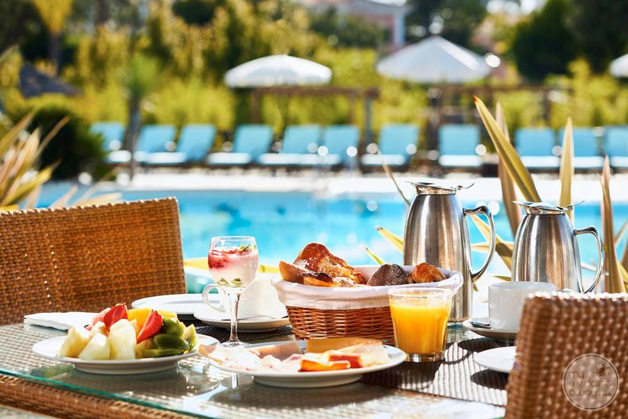 Monte da Quinta breakfast buffet