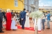 Pena-Palace-palace-exterior-red-carpet-welcome-for-wedding-couple