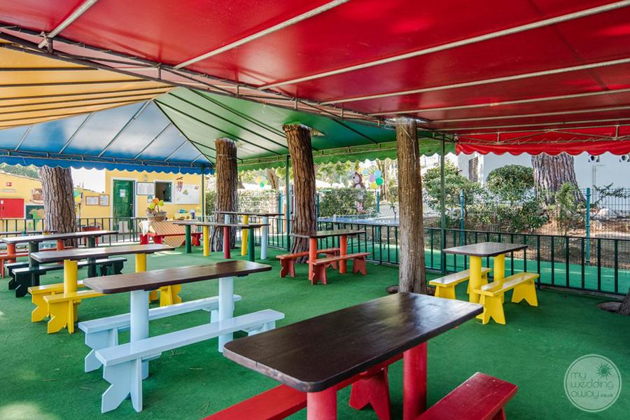 Penina Hotel and Golf Resort Childrens Play area