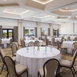 Pine Cliffs Resort ballroom for wedding receptions