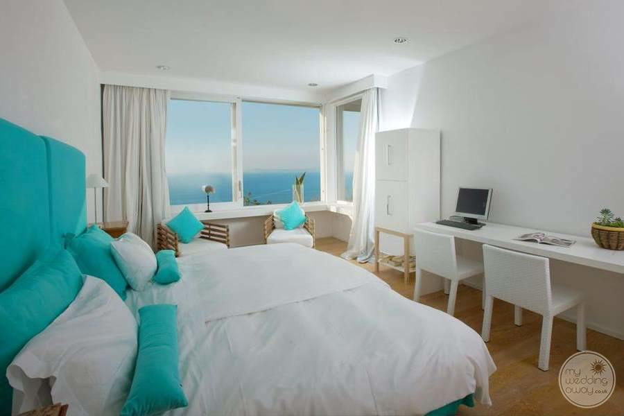 Relais Blu Boutique Hotel Massa Ocean View Room