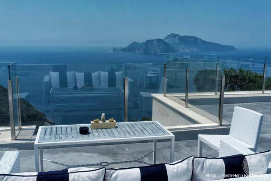 Relais Blu Boutique Hotel Massa Terrace Views