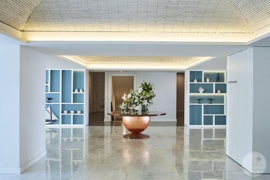 Tivoli Carvoiero Algarve Resort Lobby area