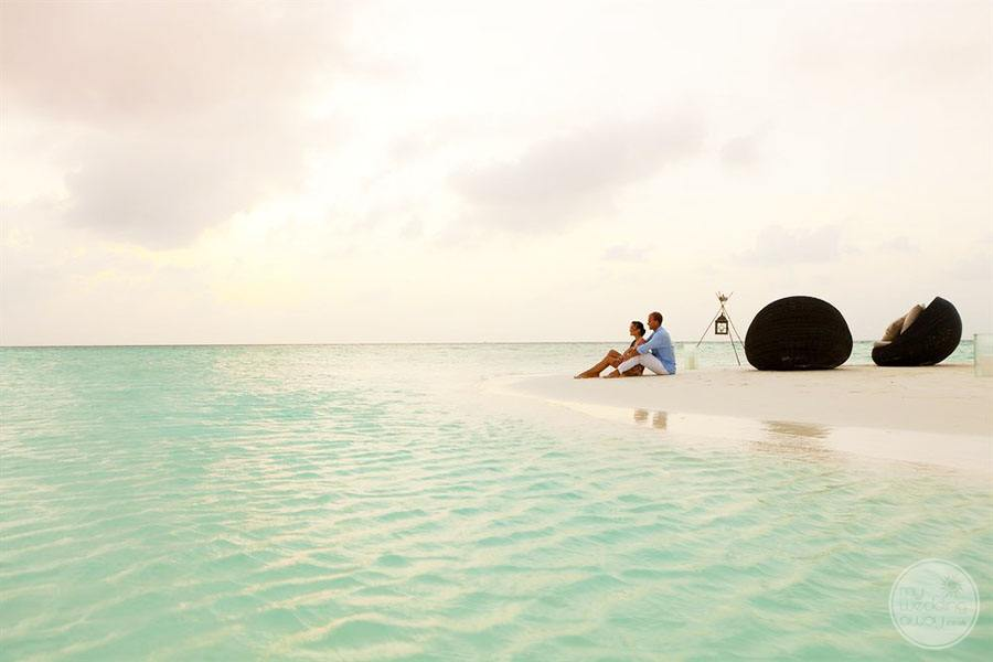 Baros Maldives Beach