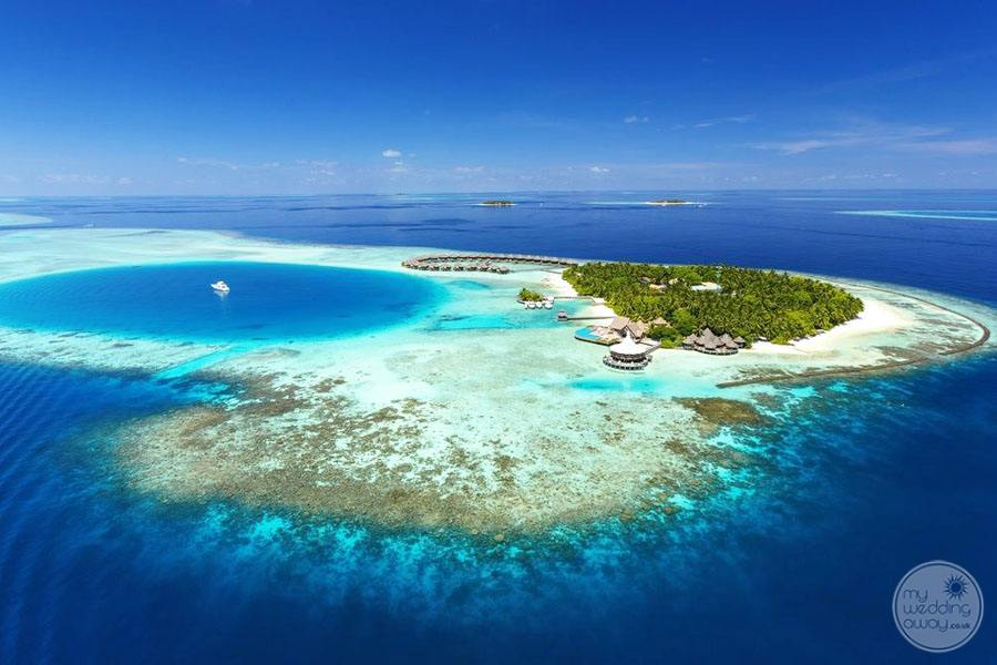 Baros Maldives Overview of Resort