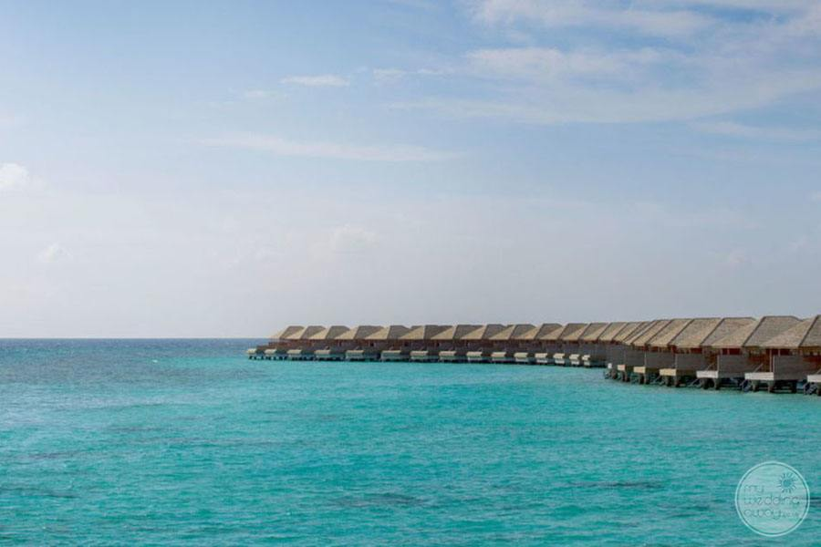 Hurawalhi Island Resort Overwater Bungalows