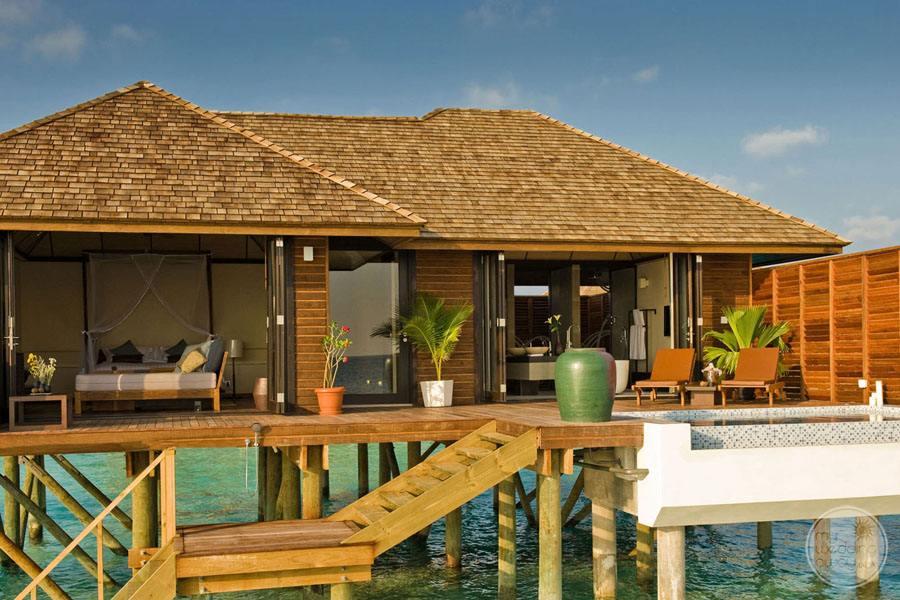 Lily Beach Resort Spa Area
