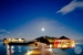 Lily-Beach-Resort-view-at-night