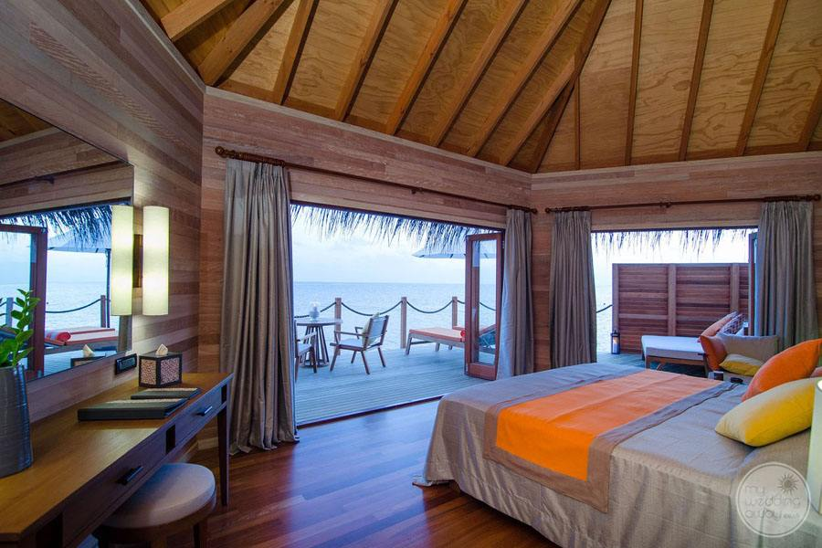 Mirihi Island Resort Suite Interior