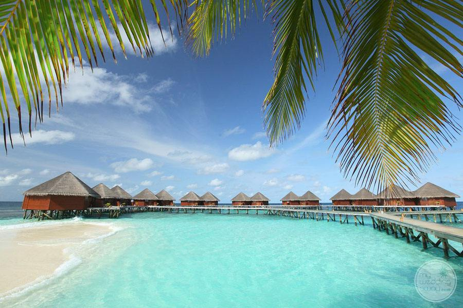 Mirihi Island Resort Waterview