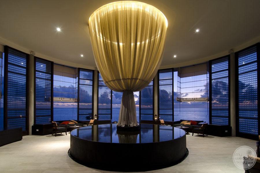 Raffles Maldives Meradoo Inside Architecture