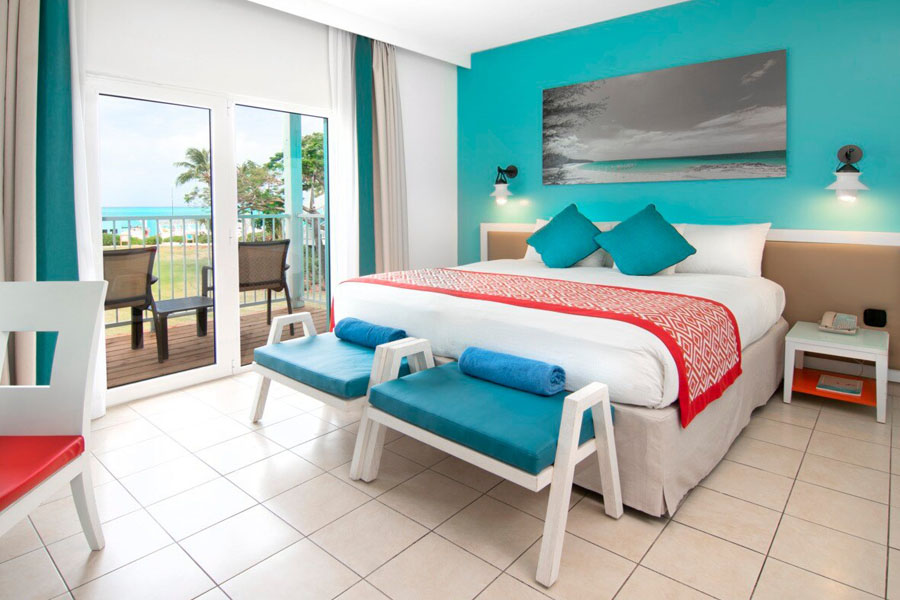 Club Med Room with Ocean views