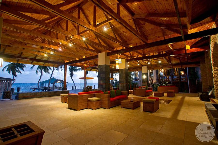Coco de Mer Hotel Arrival Lounge
