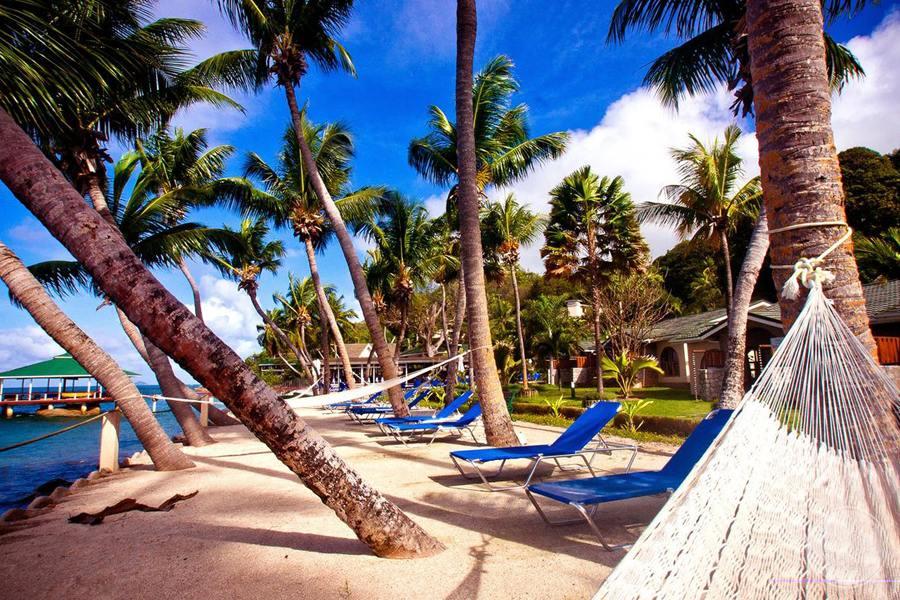 Coco de Mer Hotel Beach Hammock