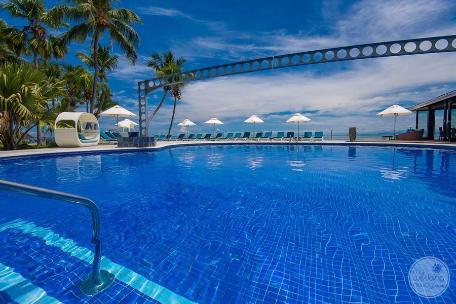 Coco de Mer Hotel Main Pool