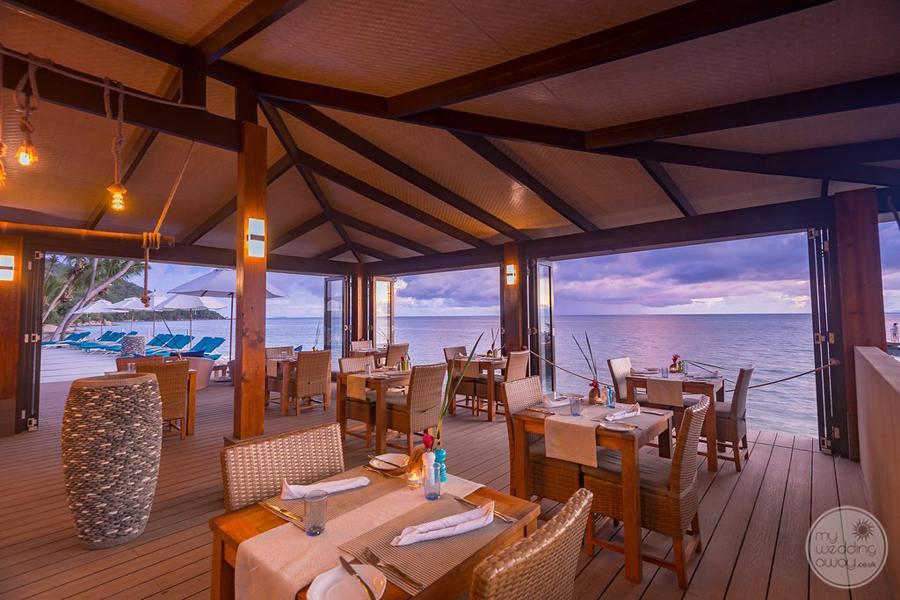 Coco de Mer Hotel Mango Terrace Restaurant