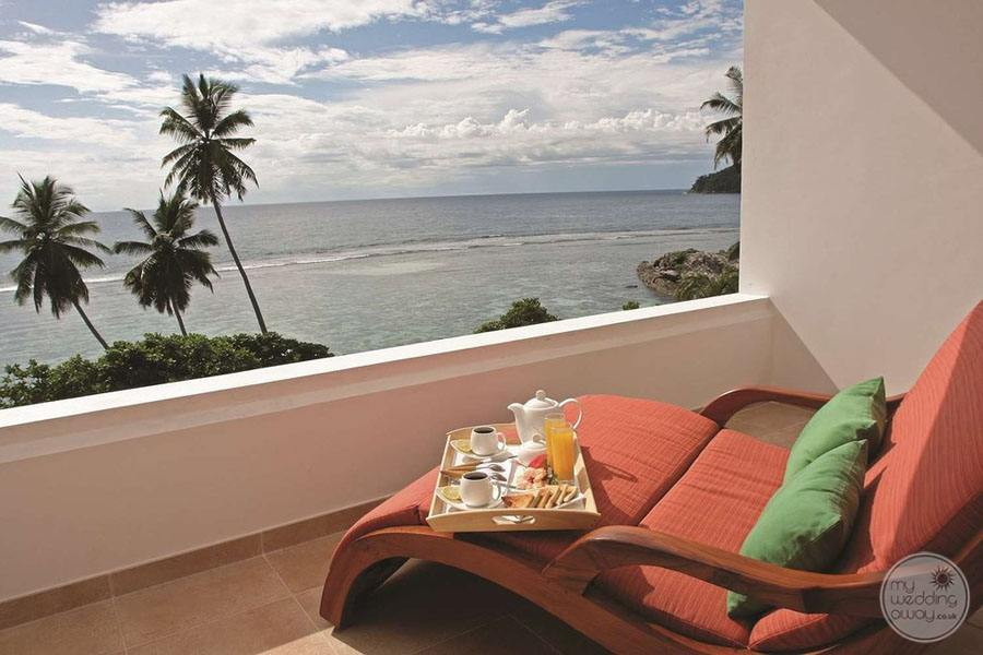 Doubletree by Hilton Seychelles Allamanda Resort and Spa guest room