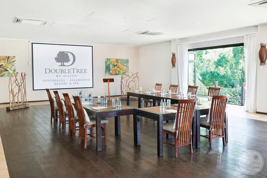 Doubletree by Hilton Seychelles Allamanda Resort and Spa meeting room