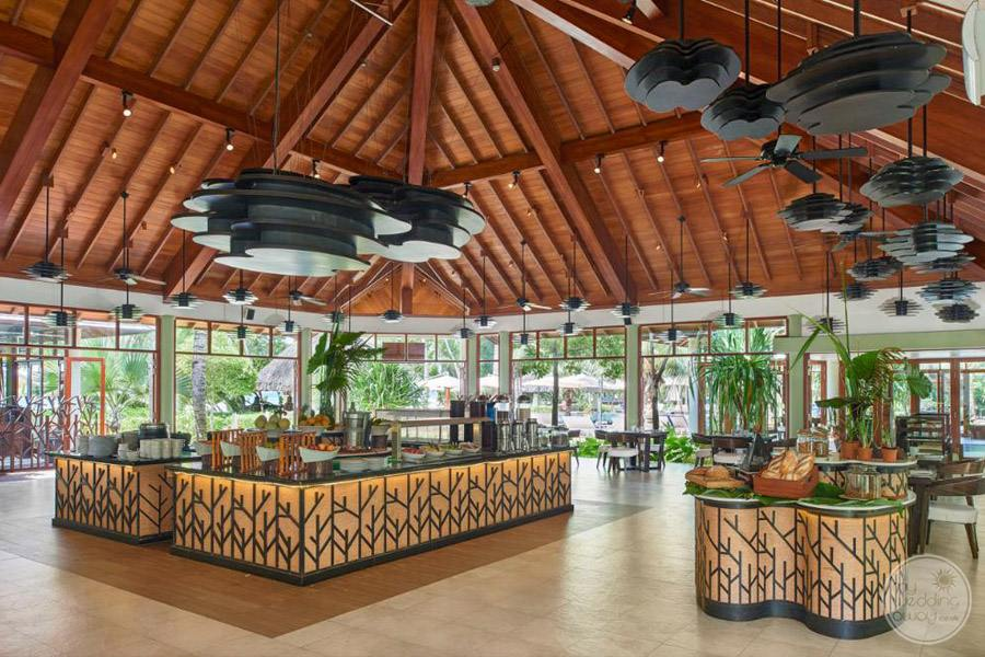 Hilton Seychelles Labriz Resort and Spa Restaurant