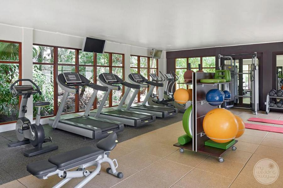 Hilton Seychelles Labriz Resort and Spa Gym