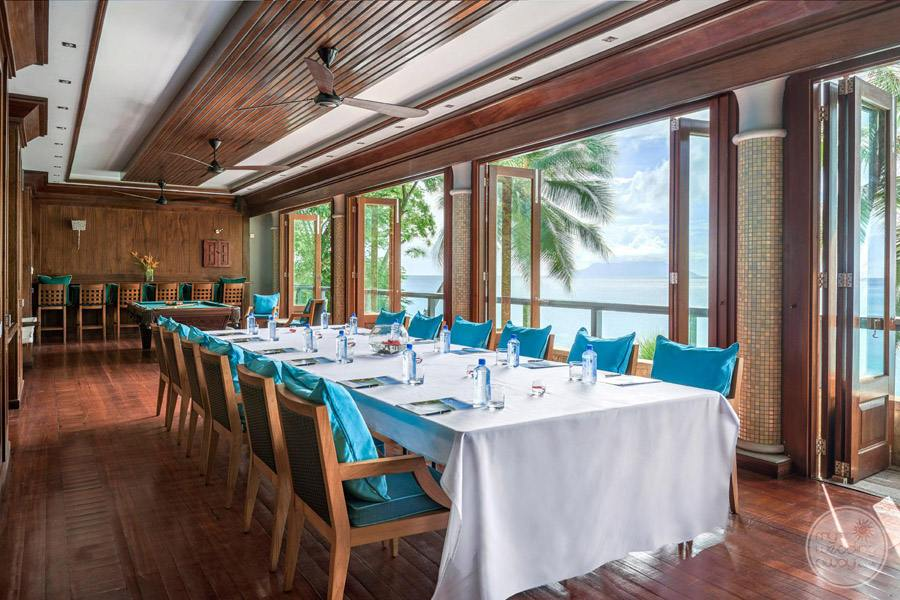 Hilton Seychelles Northolme Resort and Spa Board Room