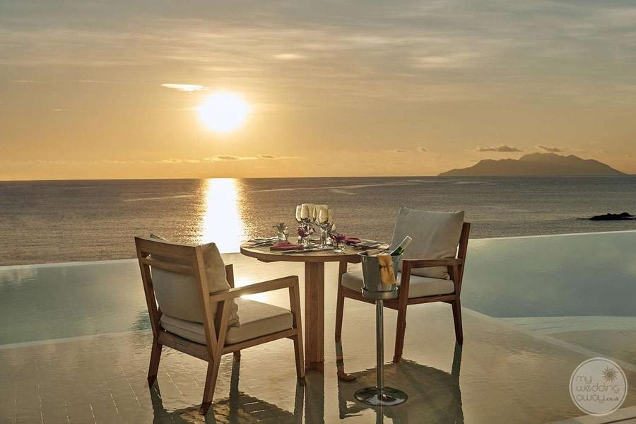 Hilton Seychelles Northolme Resort and Spa Dining