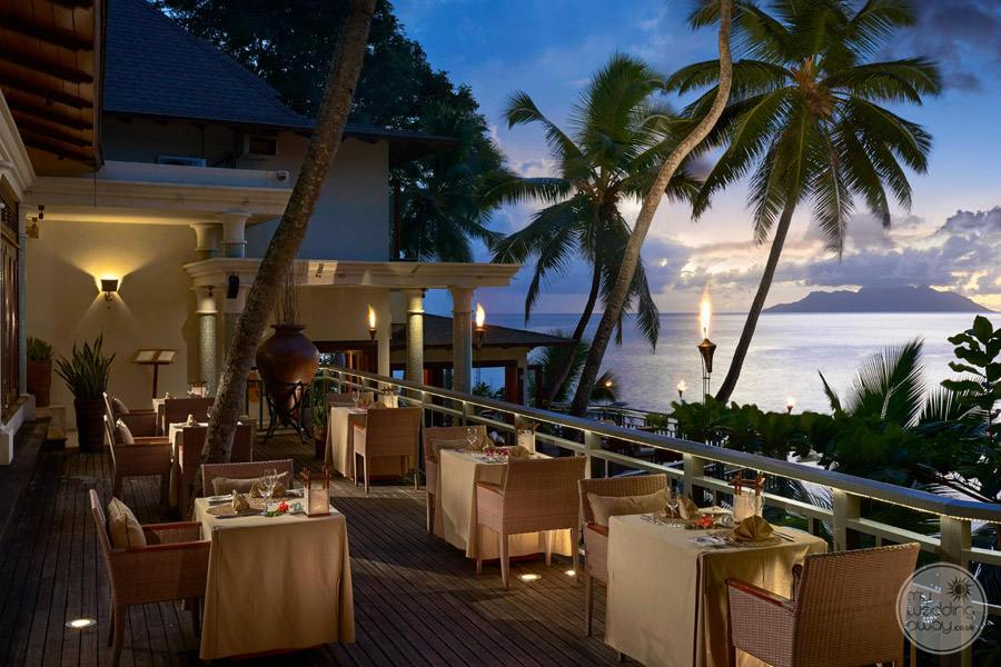 Hilton Seychelles Northolme Resort and Spa les Cocotiers Restaurant