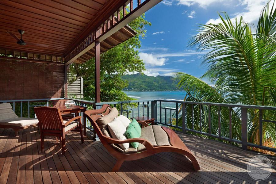 Hilton Seychelles Northolme Resort and Spa Oceanfront Villa