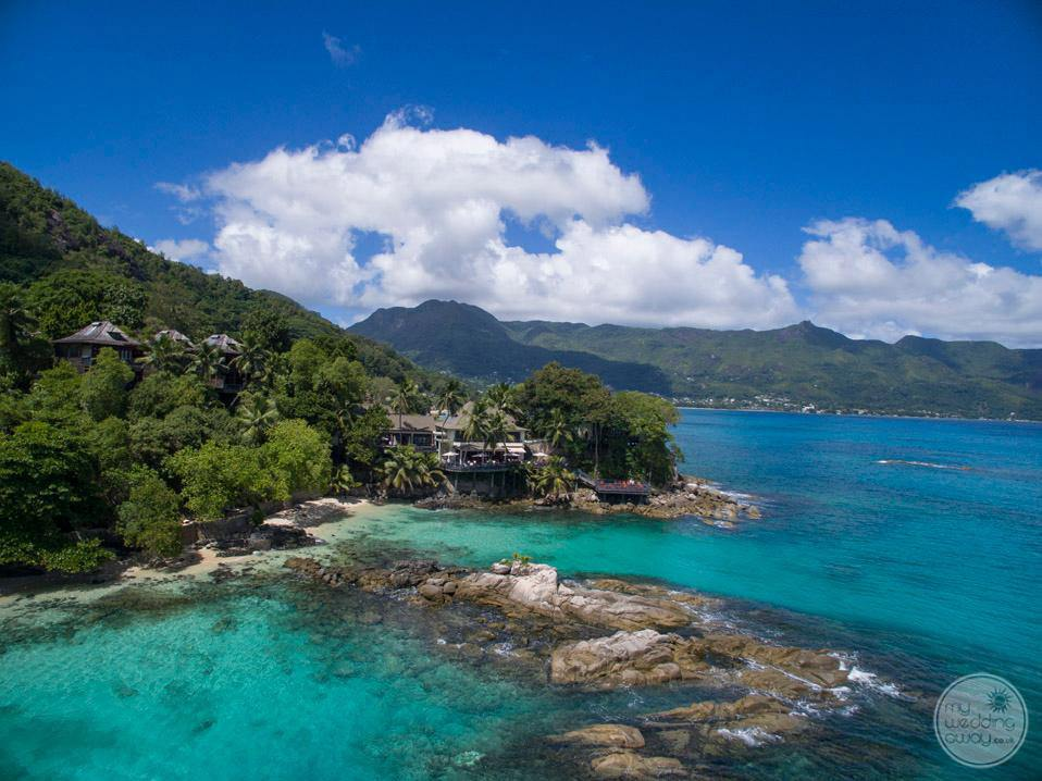 Hilton Seychelles Northolme Resort and Spa Oceanview