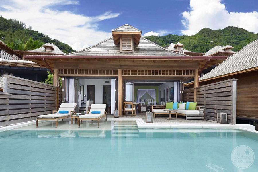 Hilton Seychelles Northolme Resort and Spa Pool