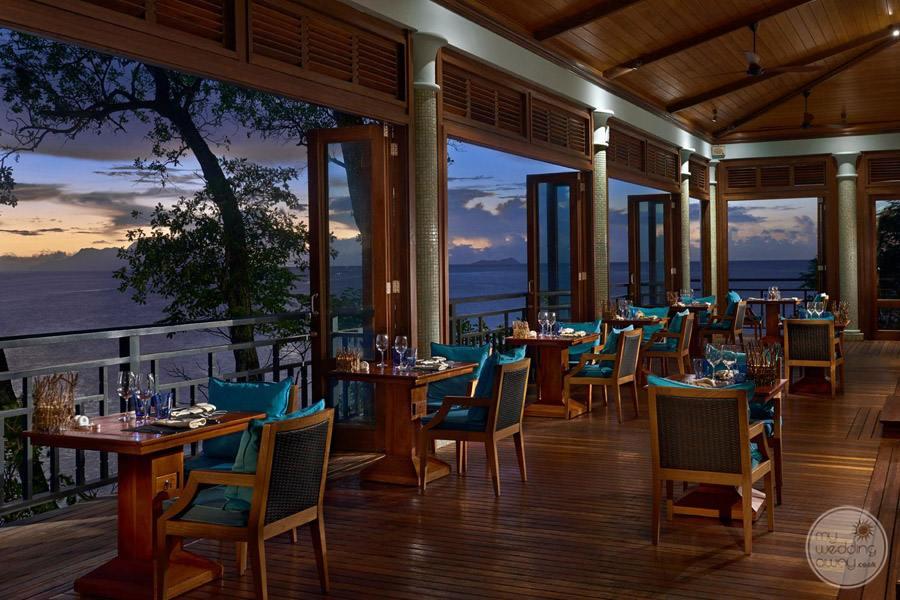 Hilton Seychelles Northolme Resort and Spa Restaurant