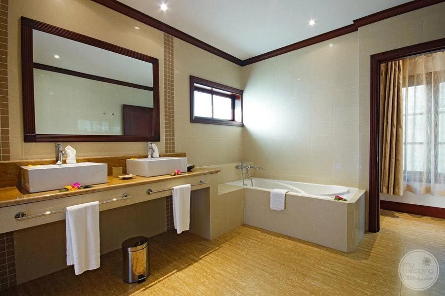 Hotel L'Archipel Seychelles deluxe room