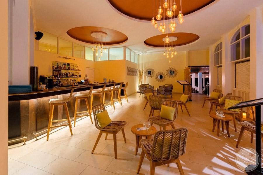 Hotel L'Archipel Seychelles Lounge Area
