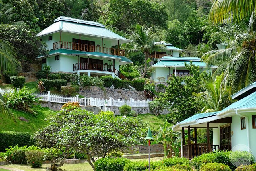 Hotel L'Archipel Seychelles Room Building