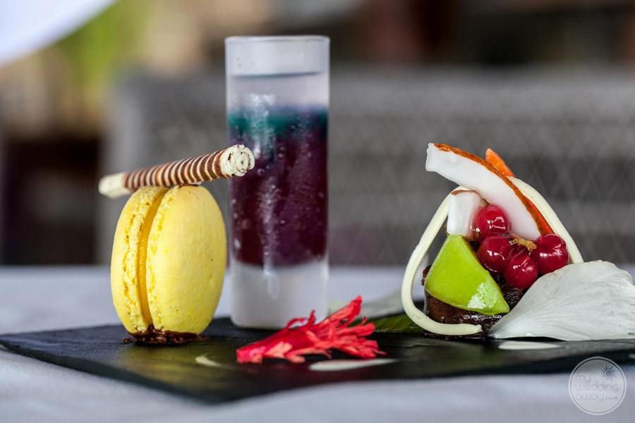 Le Domaine de L'Orangeraie dessert