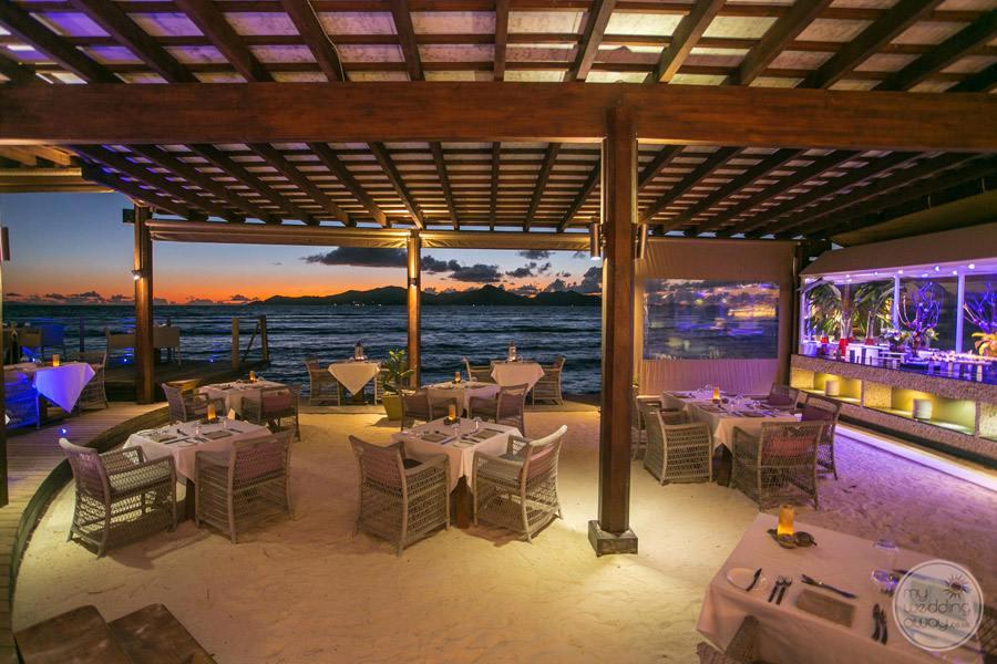 Le Domaine de L'Orangeraie Santosha Restaurant