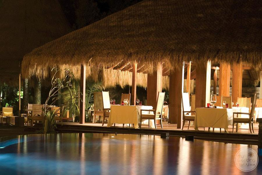 Maia Luxury Resort and Spa Restaurant