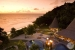 Maia-Luxury-Resort-and-Spa-ariel-resort-view-sunset