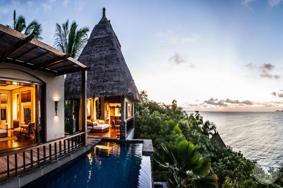 Maia Luxury Resort and Spa hill top villas