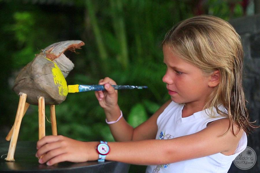 Maia Luxury Resort and Spa kids activities