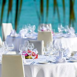 Sheraton Maldives Full Moon Destination Wedding Reception