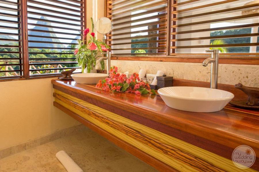 Anse Chastenet Bathroom
