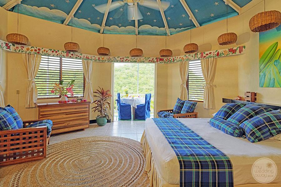 Anse Chastenet Bedroom Suite