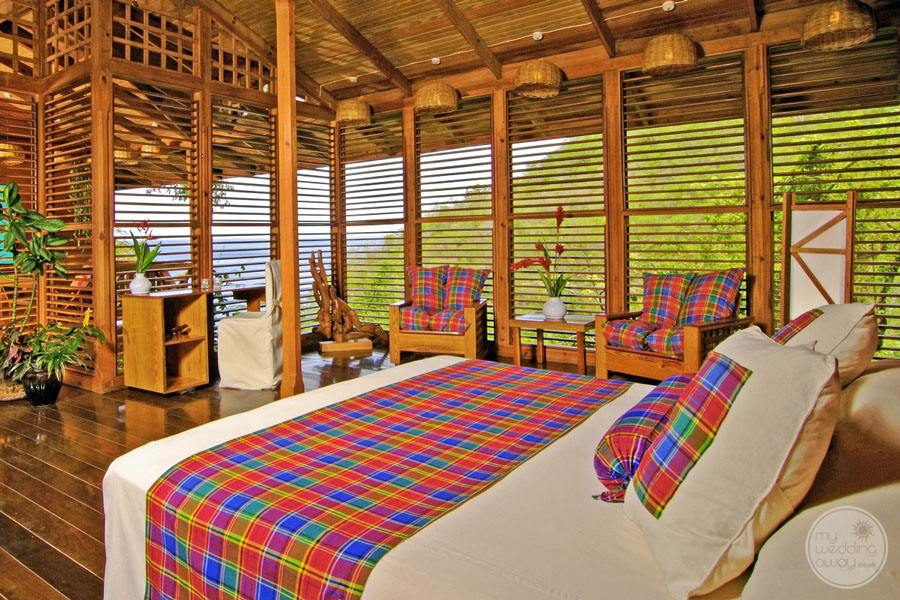 Anse Chastenet Bedroom