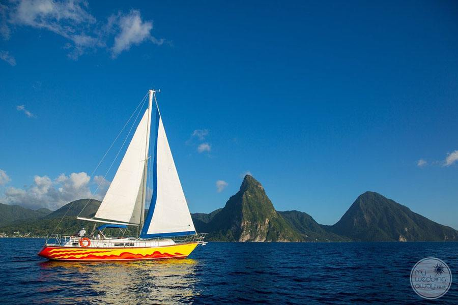 Anse Chastenet Private Sailing on Serenity